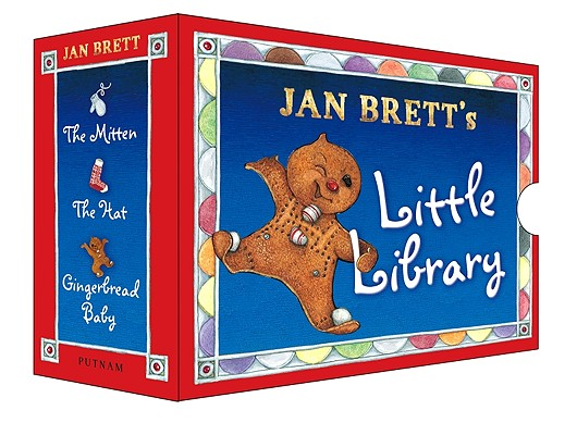 Jan Brett's Little Library By Brett, Jan