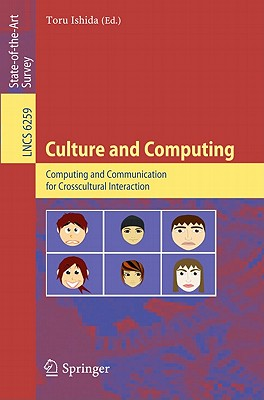 Culture and Computing By Ishida, Toru (EDT)